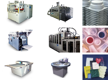 RIDAT Thermoforming Machines