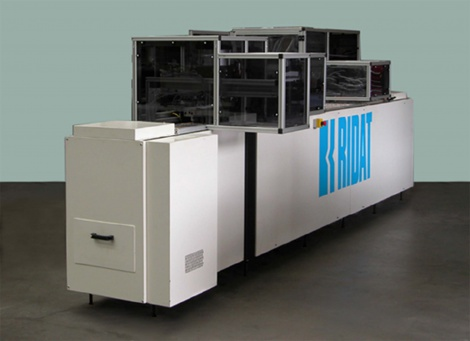 1004ABP - RIDAT Automatic Blister Forming & Sealing Machine