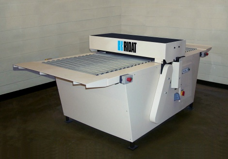 406RCP - RIDAT Roller Cutting Press