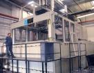 12080AVF - RIDAT Custom Made Large Format Vacuum Forming Machine